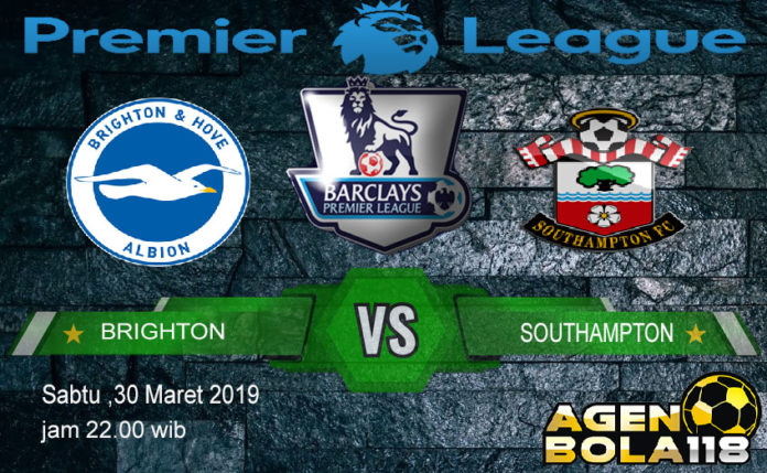 BRIGHTON VS SOUTHAMPTON