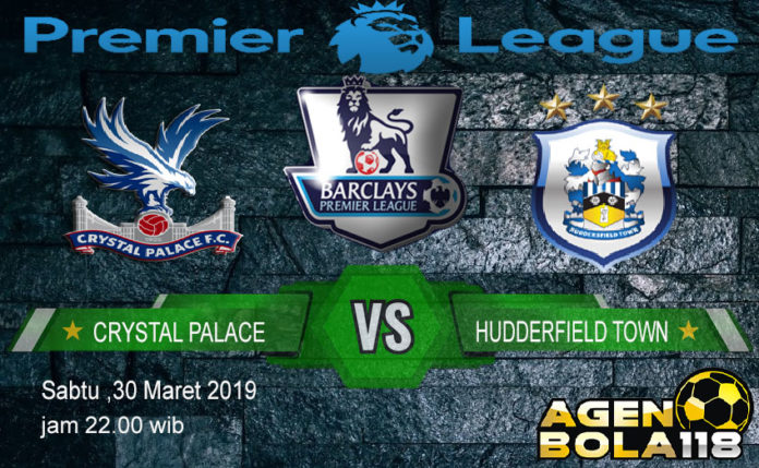 CRYSTAL PALACE VS HUDDERFIELD TOWN