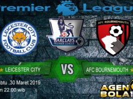 LEICESTER CITY VS AFC BOURNEMOUTH