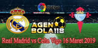 Real Madrid vs Celta Vigo