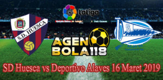 SD Huesca vs Deportivo Alaves