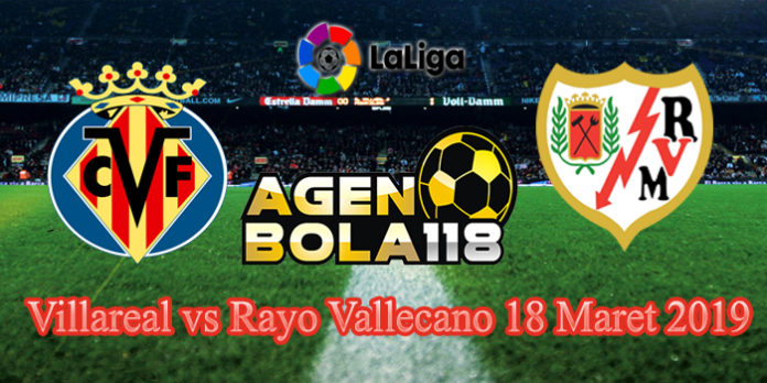 VILLAREAL VS RAYO VALLECANO