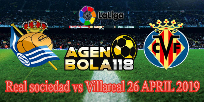 REAL SOCIEDAD VS VILLAREAL