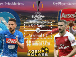Prediksi Napoli Vs Arsenal 19 April 2019